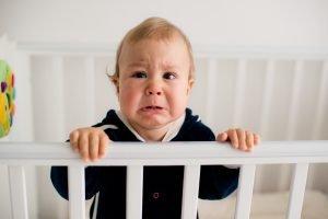 Baby Won't Sleep In His Crib