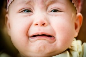 How to stop your baby crying with touch Part 2